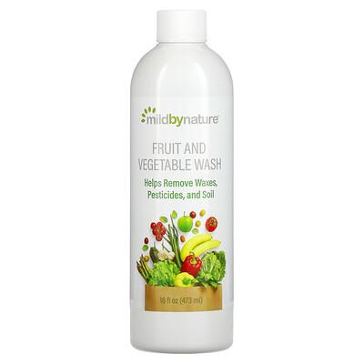 Mild By Nature средство для мытья фруктов и овощей, 473мл (16жидк.унций)