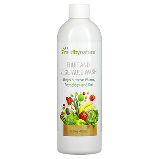 Mild By Nature, Fruit and Vegetable Wash, 16 fl oz (473 ml)