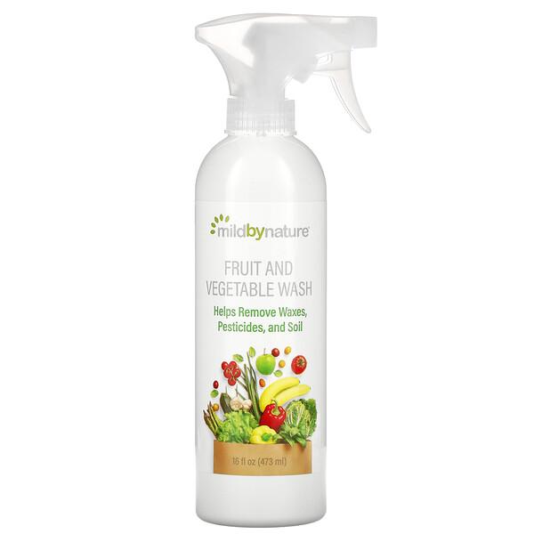 Fruit and Vegetable Wash, 16 fl oz (473 ml)