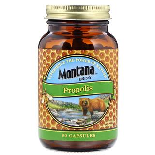 Montana Big Sky     , Propolis, 90 Capsules