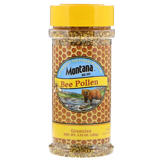 Montana Big Sky     , Bee Pollen Granules, 4.75 oz (135 g)