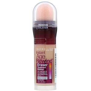 Maybelline, Instant Age Rewind, Eraser Treatment Makeup, 190 Nude, 0.68 fl oz (20 ml) отзывы