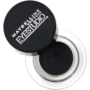 Maybelline, Eye Studio, Lasting Drama, Gel Eyeliner, 950 Blackest Black, 0.106 oz (3 g) отзывы покупателей
