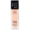 Maybelline, Fit Me, Dewy + Smooth Foundation, 115 Ivory, 1 fl oz (30 ml)