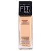 Maybelline, FitMe, Dewy + Smooth, Base suavizante e hidratante, 125Nude Beige (beige piel), 30ml (1oz.líq.)