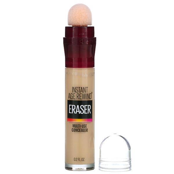 Maybelline, Instant Age Rewind, Eraser Multi-Use Concealer, 120 Light, 0.2 fl oz (6 ml)