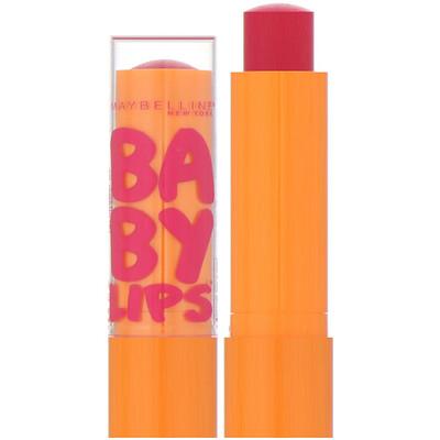 Купить Maybelline Увлажняющий бальзам для губ Baby Lips, вишня, 4, 4г