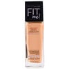 Maybelline, Fit Me, Dewy + Smooth Foundation, 240 Golden Beige, 1 fl oz (30 ml)