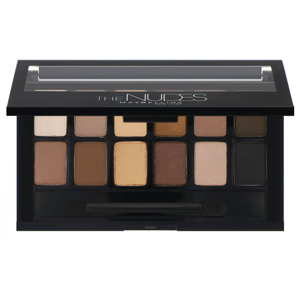 The Nudes Eyeshadow Palette, 0.34 oz (9.6 g)
