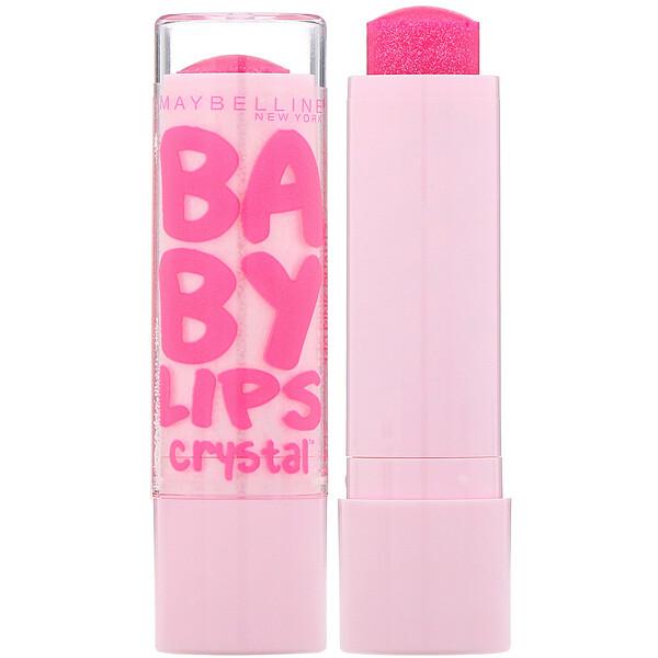 Baby Lips, 모이스처라이징 립밤, 핑크 쿼츠 140, 0.15oz(4.4g)
