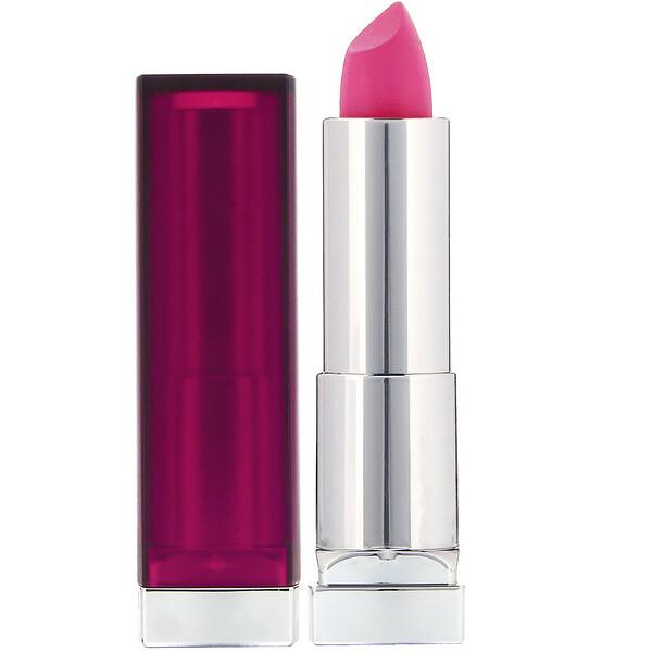 Maybelline, Color Sensational, Creamy Matte Lipstick, 670 Ravishing Rose, 0.15 oz (4.2 g) (Discontinued Item)