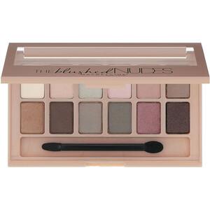 Maybelline, The Blushed Nudes Eyeshadow Palette, 0.34 oz (9.6 g) отзывы покупателей