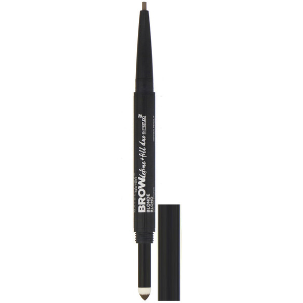 Duo crayon à sourcils Eye Studio Brow Define + poudre, Blonde, 500 mg
