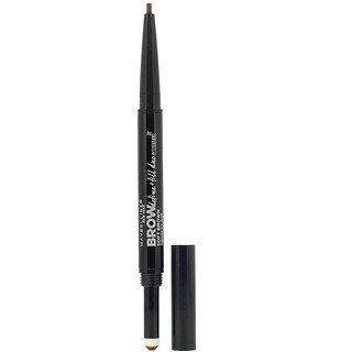 Maybelline, Eye Studio, Brow Define + Fill Duo, 255 Soft Brown, 0.017 oz (500 mg)