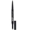 Maybelline, Eye Studio, Brow Define + Fill Duo, 260 Deep Brown, 0.017 oz (500 mg)