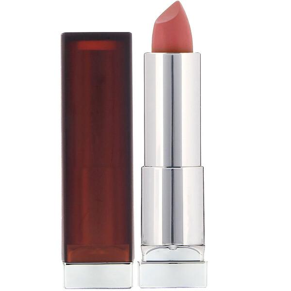 Color Sensational, Creamy Matte Lipstick, 656 Clay Crush, 0.15 oz (4.2 g)