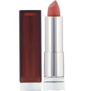 Maybelline, Color Sensational, Creamy Matte Lipstick, 656 Clay Crush, 0.15 oz (4.2 g) отзывы покупателей