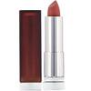 Maybelline, ColorSensational, Rouge à lèvres mat crémeux, 657 NudeNuance, 4,2g
