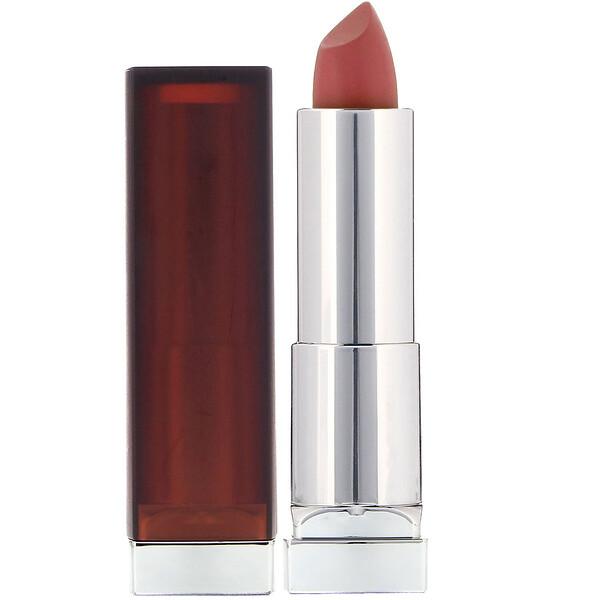 Color Sensational, Creamy Matte Lipstick, 657 Nude Nuance,  0.15 oz (4.2 g)