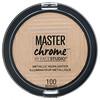 Maybelline, Master Chrome, Metallic Highlighter, Molten Gold 100,  0.24 oz (6.7 g)