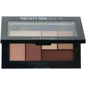 Maybelline, The City Mini Eyeshadow Palette, 480 Matte About Town, 0.14 oz отзывы