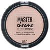 Maybelline, Master Chrome, Metallic Highlighter, Molten Rose Gold 050 , 0.24 oz (6.7 g)