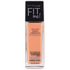 Maybelline, Fit Me, Dewy + Smooth Foundation, 322 Warm Honey, 1 fl oz (30 ml)
