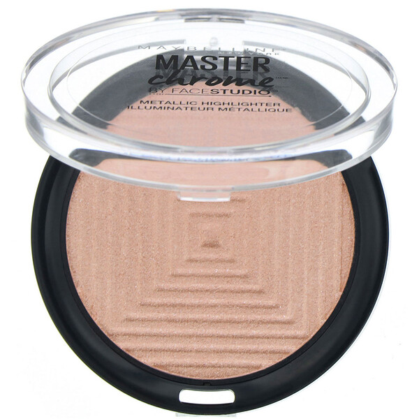 Master Chrome, Metallic Highlighter, Molten Peach 150 , 0.19 oz (5.6 g)