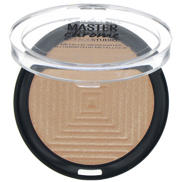 Master Chrome, Metallic Highlighter, Molten Topaz 200, 0.24 oz (6.7 g)