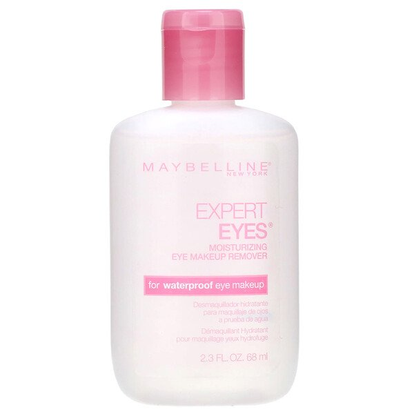 Expert Eyes, Moisturizing Eye Makeup Remover, 2.3 fl oz (68 ml)