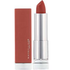 Maybelline, Color Sensational, Made For All Lipstick, 373 Mauve for Me, 0.15 oz (4.2 g)
