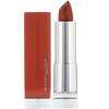 Maybelline, Color Sensational,  Made For All Lipstick,  370 Spice for Me, 0.15 oz (4.2 g)