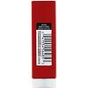 Maybelline, カラーセンセーショナル、メイド・フォー・オール・リップスティック、ルビーフォーミー385、0.15オンス(4.2 g)