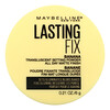 Maybelline, Lasting Fix, Translucent Setting Powder, Banana, 0.21 oz (6 g)