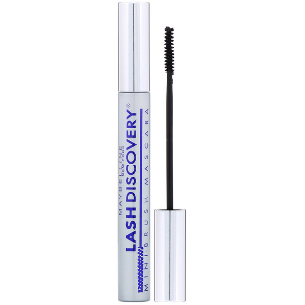 Lash Discovery Mascara, Very Black, 0.16 fl oz (4.7 ml)