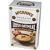 McCann's Irish Oatmeal, Instant Oatmeal, Maple & Brown Sugar, 10 Packets, 43 g Each