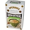 McCann's Irish Oatmeal, Instant Oatmeal, Apples & Cinnamon, 10 Packets, 35 g Each