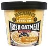 McCann's Irish Oatmeal, Quick & Easy Steel Cut, Оригинальный Продукт, 1,9 унции (54 г)