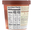 Dr. McDougall's, Organic Hot Oatmeal, Maple, 2.5 oz (70 g)