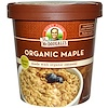 Dr. McDougall's, Organic Maple Oatmeal, 2.5 oz (70 g)