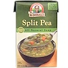 Dr. McDougall's, All Natural Soup, Split Pea, 18.2 oz (518 g) (Discontinued Item)