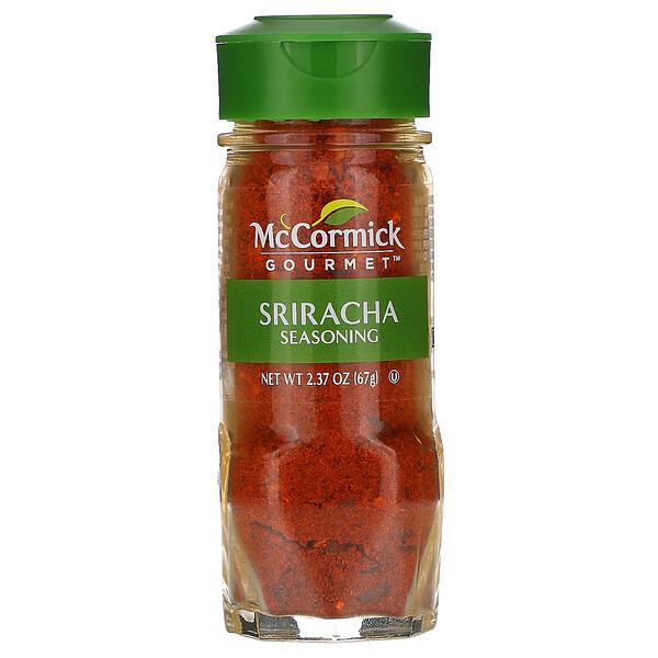 McCormick Gourmet, Sriracha Seasoning, 2.37oz (67 g)