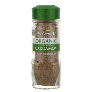 МакКормик Гурмэ, Organic, Ground Cardamom, 1.75 oz (49 g) отзывы