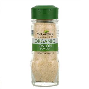 МакКормик Гурмэ, Organic, Onion Powder, 2 oz (56 g) отзывы