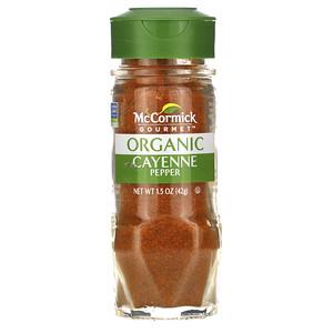 МакКормик Гурмэ, Organic Cayenne Pepper, 1.5 oz (42 g) отзывы