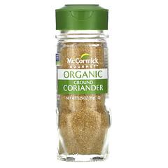 McCormick Gourmet, 有機,芫荽粉,1.25 盎司(35 克)