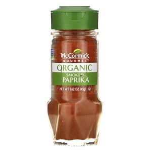 МакКормик Гурмэ, Organic Smoked Paprika, 1.62 oz (45 g) отзывы