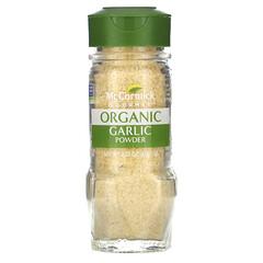 McCormick Gourmet, 有機,大蒜粉,2.25 盎司(63 克)