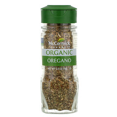 McCormick Gourmet, Organic® 牛至草香辛料,0.5 盎司(14 克)