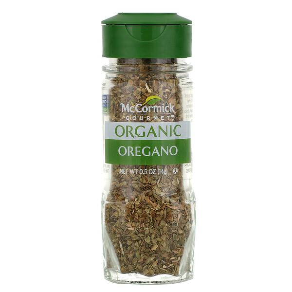 Organic, Oregano, 0.5 oz (14 g)